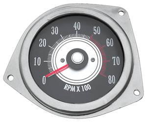 1970-1972 Cutlass Tachometer (In Dash)