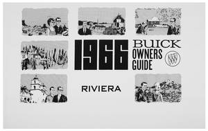 1966 Owner's Manual, Riviera