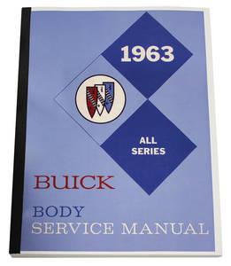 1963-1963 Skylark Fisher Body Manuals