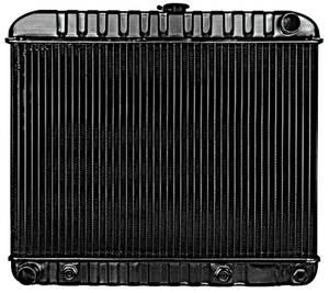 1963-1965 Riviera Radiator, Original Style 401,425, by U.S. Radiator