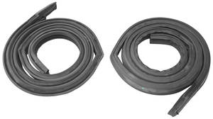 1963-1965 Riviera Roof Rail Seals, by Metro Moulded Parts