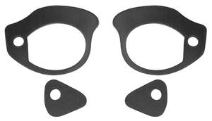 1963-70 Riviera Door Handle Gasket, Outside Rubber, 4-Piece