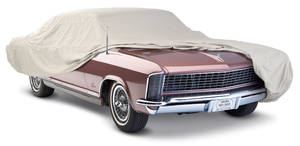 1963-1965 Riviera Car Cover, Cotton Flannel, by RESTOPARTS