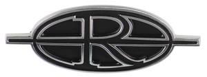1971-1972 Riviera Grille Emblem, 1971-72 Riviera