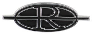 Grille Emblem, 1971-72 Riviera