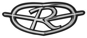 1973-1973 Riviera Grille Emblem, 1973 Buick Riviera
