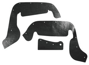 1963-1965 Riviera Fenderwell Seals Upper A-Arm, 3-Piece