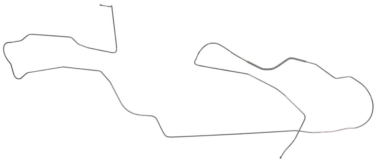 Riviera Fuel Line (Front-To-Rear) 1/4