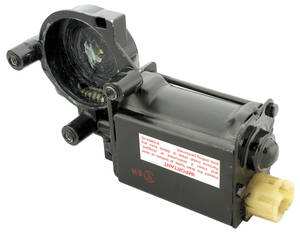 1976-1977 Chevelle Window Motor, Power (Front) 2-dr.
