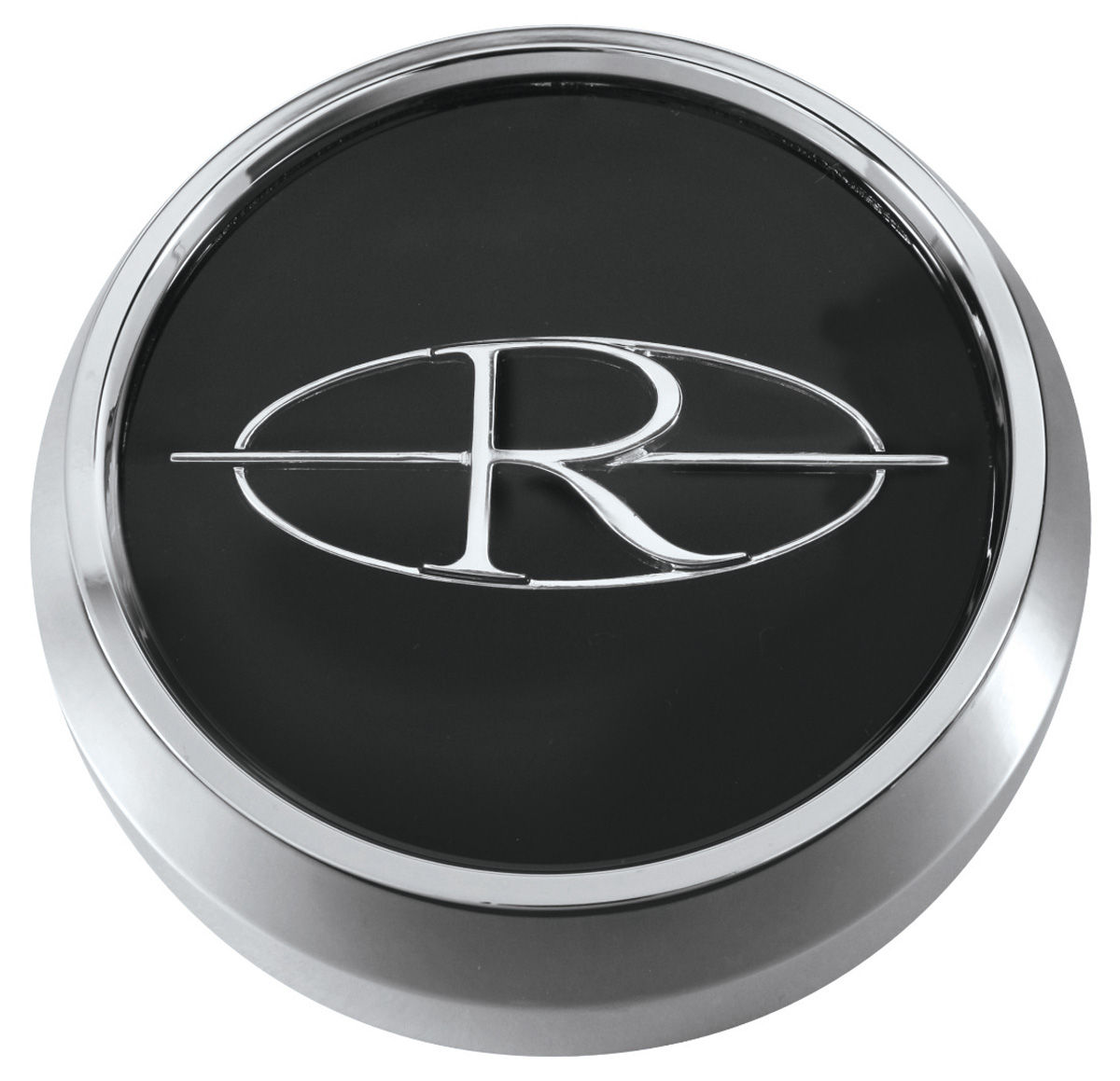 "Riviera Wheel Center Cap 2"", black Fits 1964-65 Riviera ..."