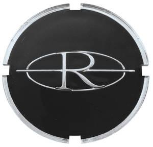 1964-1965 Riviera Wheel Center Cap Emblem