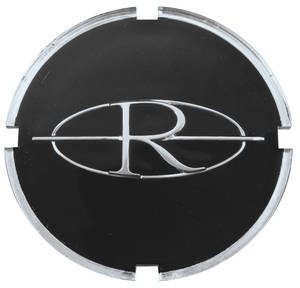 1964-65 Riviera Wheel Center Cap Emblem