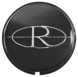 1966-70 Riviera Wheel Center Cap Emblem