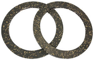 1963-66 Riviera Coil Spring Insulator Pads, Front