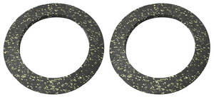 1971-76 Riviera Coil Spring Insulator Pads, Front