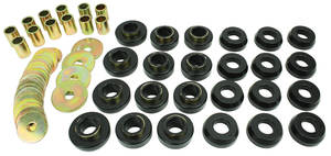 1967-74 Riviera Body Bushing Set (Polyurethane)