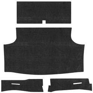 1963-65 Riviera Insulation Kits, Acoustishield Trunk