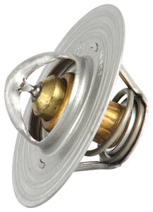 1967-76 Riviera Thermostat, Stainless Steel Standard 180 Degrees