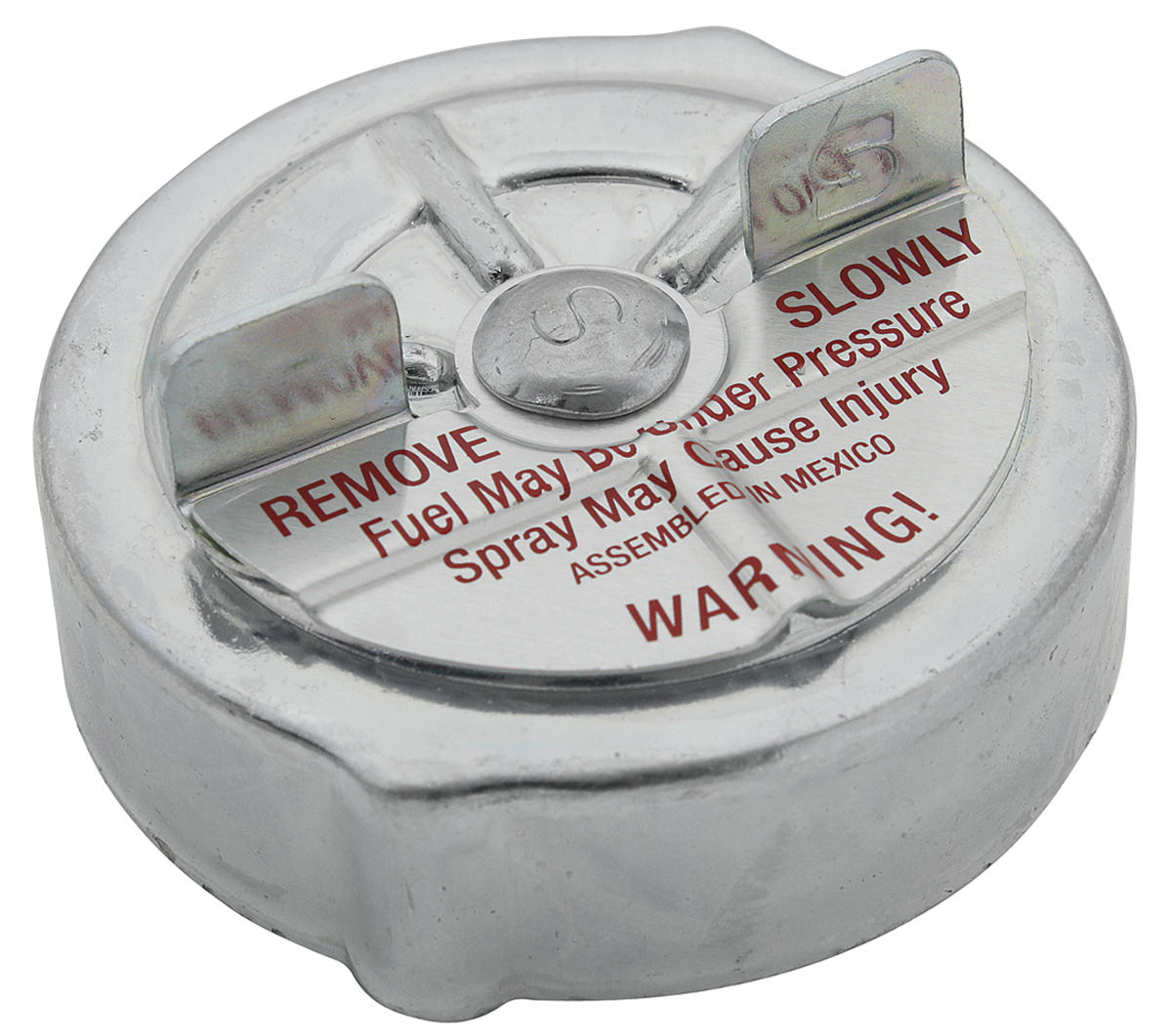 Photo of Gas Cap Deep Style w/EEC, vented