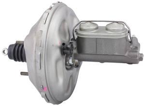 1967-70 Riviera Brake Booster Assembly, w/Master Cylinder (Power Brake) Drum Brakes