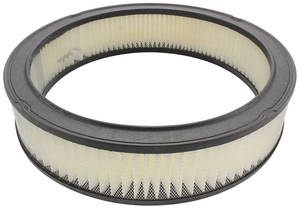 "1959-76 Bonneville Air Cleaner Filter Element 14"" X 3"""
