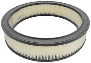 "1963-76 Riviera Air Cleaner Filter Element 14"" X 3"""