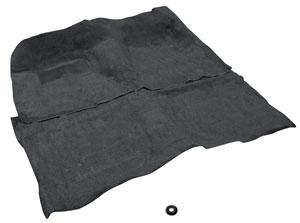 1966-70 Riviera Carpet, Original Style Molded Loop (2-Pieces)