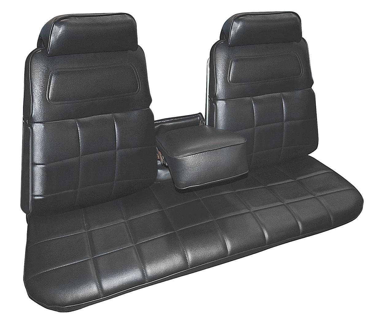 Seat Upholstery 1969 Buick Riviera Custom Interior Strato