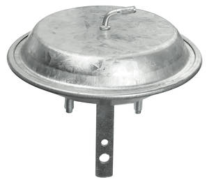 1973-75 Vacuum Actuator Bonneville Single Port (Air Inlet Door, w/AC), by Old Air Products