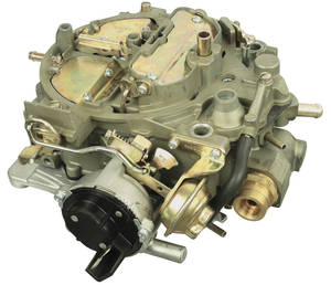 1967-76 Riviera Carburetor, Quadrajet Streetmaster Level I