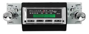 1966-67 Riviera Stereo, Vintage Car Audio 300 Series Black