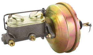 Brake Booster & Master Cylinder Conversion, 1963-69 Riviera Power Drum, by Performance Online