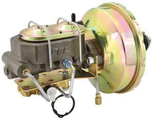 Brake Booster & Master Cylinder Conversion, 1963-69 Riviera Power 2-Wheel Disc, by Performance Online
