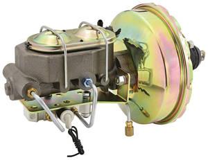 Brake Booster & Master Cylinder Conversion, 1963-69 Riviera Power 4-Wheel Disc, by Performance Online
