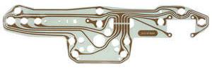 1969 Riviera Circuit Board, Printed w/Warning Lights