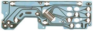 1975-76 Riviera Circuit Board, Printed w/Warning Lights