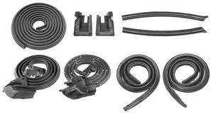 1966-1967 Riviera Weatherstrip Kits, Stage I