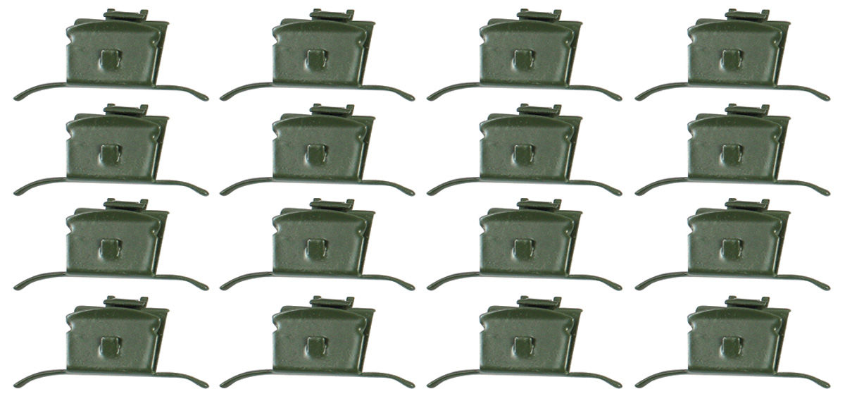 Photo of Pinchweld Molding Clips Bonneville And Catalina (16 clips)