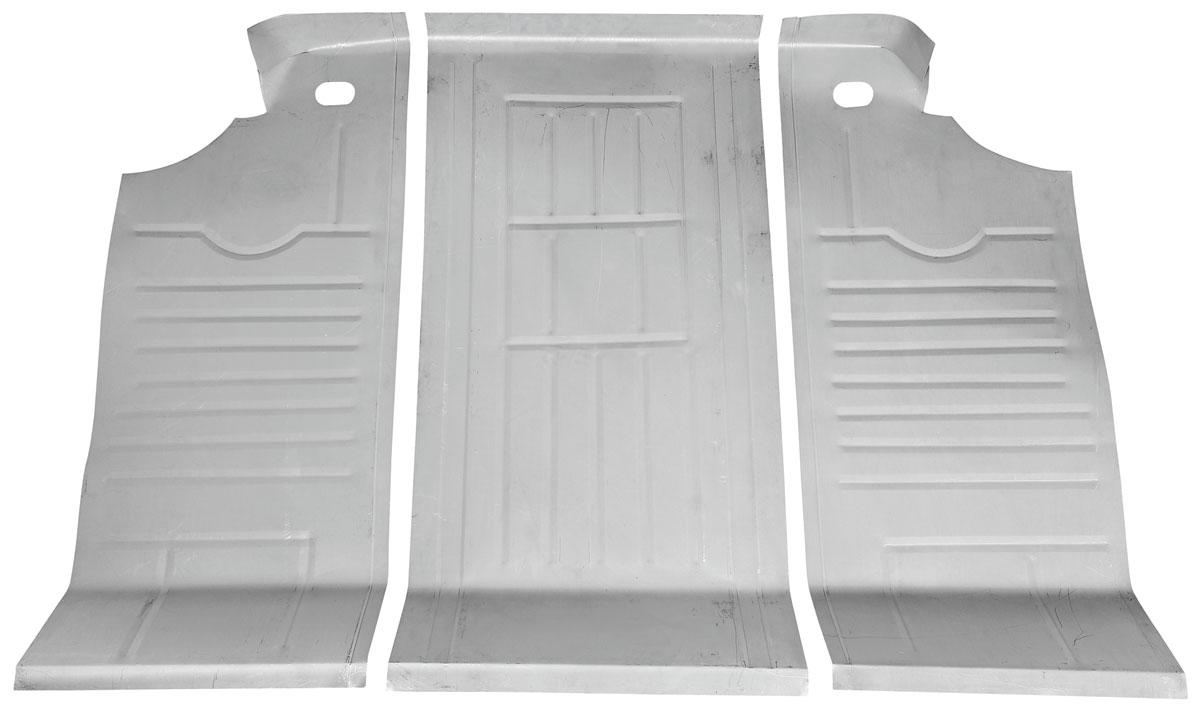 Trunk Floor Pontiac Bonneville Exc Convertible 3 Piece