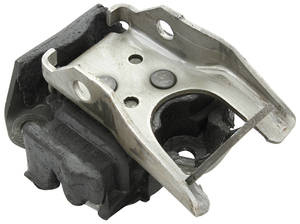 1968-72 Chevelle Motor Mount - Mounts To Block (Rubber)