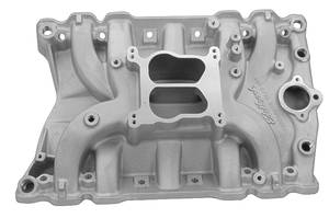 1964-77 Cutlass Intake Manifold, 400-455 Non-EGR Performer
