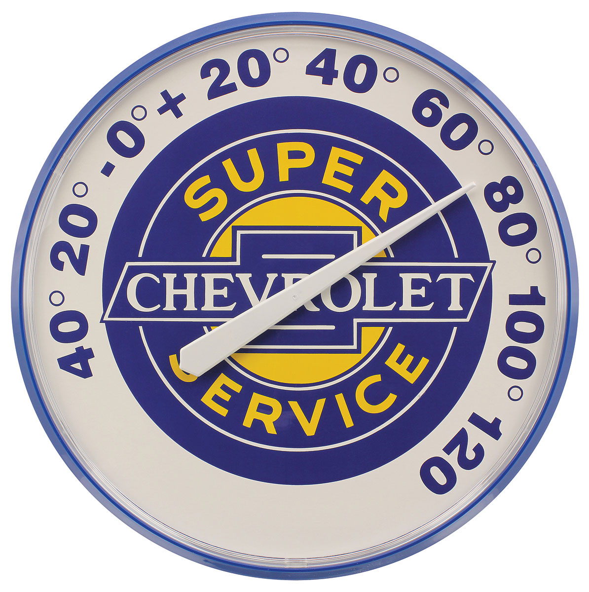 "Photo of Thermometer, Chevrolet ""Super Chevrolet Service"""