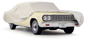 1964-67 Car Cover, 3-Layer Premium Chevelle, by RESTOPARTS