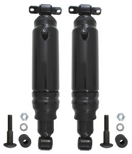 1963-64 Shock, Monroe Air Bonneville and Catalina