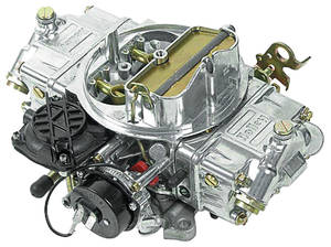 Carburetor, Street Avenger 4-BBL Electric Choke 670 CFM, by Holly