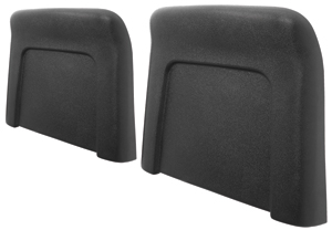1966-1966 Cutlass Seatbacks, Strato Bucket, by RESTOPARTS