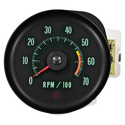 1970 Chevelle Tachometer (In Dash) L34 & LS5, 5500RL