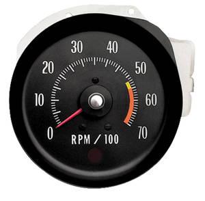 1971-72 Chevelle Tachometer (In Dash) LS3 & LS5, 5500RL