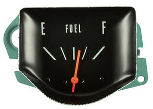 1966-67 Chevelle Gauge, Fuel