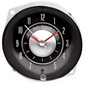 1965-1965 Chevelle Clock, In-Dash